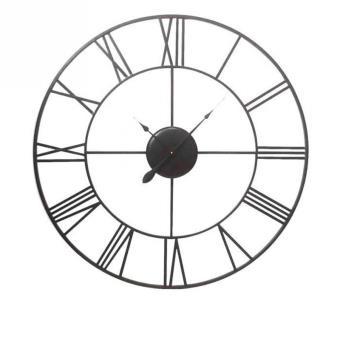 awesome vintage horloge murale mtal gante cm de diame achat u prix soldes fnac with horloge. Black Bedroom Furniture Sets. Home Design Ideas