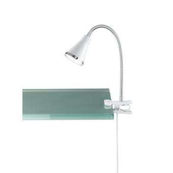 Reality Leuchten R22711101 Lampe Flexible A Pince 1 Ampoule Led Smd