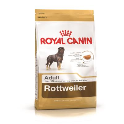 Croquettes royal canin rottweiler 26 adulte sac 12 kg