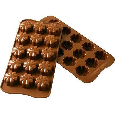 Moule en silicone - Moule à chocolat Easy Choc : Fleury