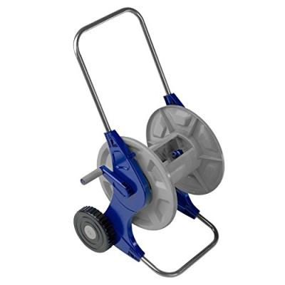 Tatay 0042201 Chariot Dévidoir Plastique Bleu Dimensions 49 X 43 X 82 Cm