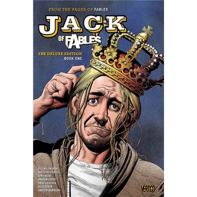 Jack Of Fables The Deluxe Edition 1