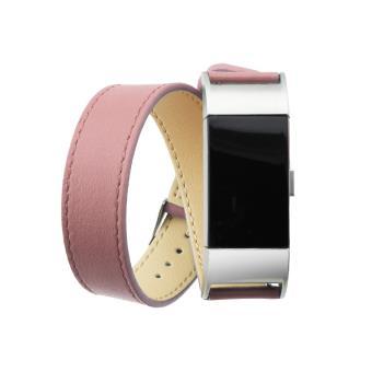 bracelet cuir fit bit charge 2