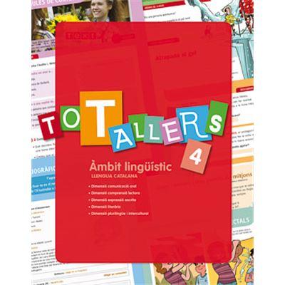 (Cat).(18).4.Tot Tallers Llengua 4T.Primaria [Livre en VO]