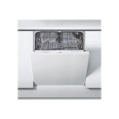 Whirlpool WIE 2B16 lave-vaisselle - intégrable - blanc