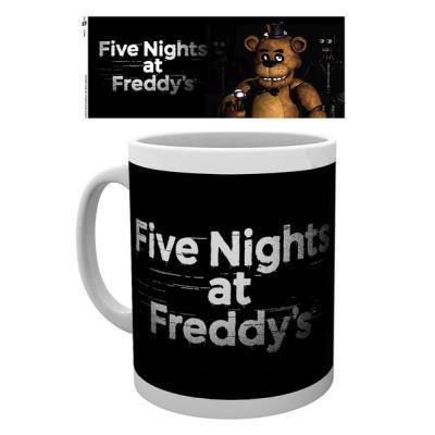 Tasse Five Nights at Freddys Logo