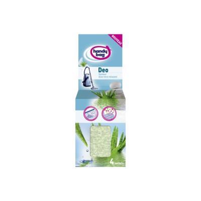 Parfum aspirateur HANDY BAG DEO PERLES ALOE VERA RELAXANT *4