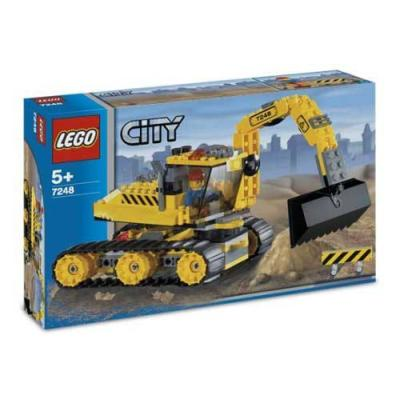 Lego - PELLETEUSE 7248