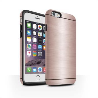 coque iphone 6 rouge metal