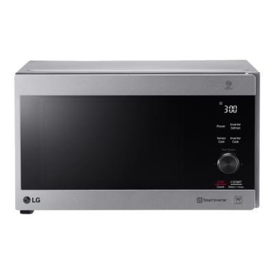 LG MH7265CPS - four micro-ondes grill - pose libre - inox