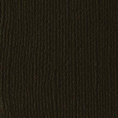 Papier texture toile - Brown - 30,5x30,5 cm