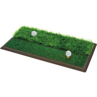 Colin Montgomerie Tapis De Practice De Golf Double Materiels D