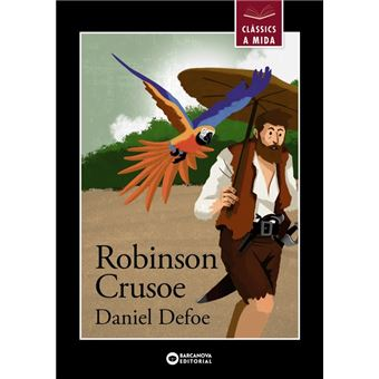 Robinson crusoe -cat-