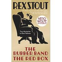 Rubber band/the red box 2-in-1