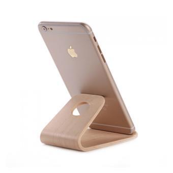 Support universel smartphone bureau en bois marron autres achat prix fnac - Support smartphone bureau ...