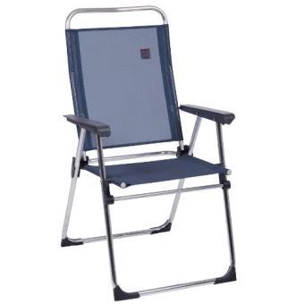 lafuma new victoria fauteuil pliant ocan mobilier de camping achat prix fnac - Fauteuil Pliant Lafuma