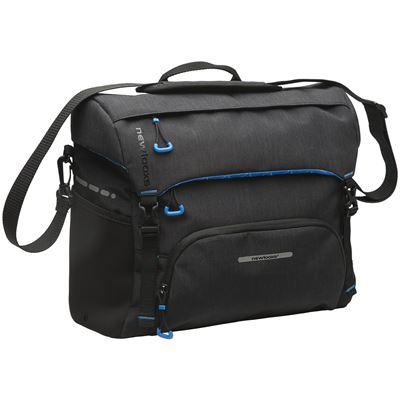 Sac à bandoulière / sac à bandoulière New Looxs Messenger Bag Noir - 16,5 litres