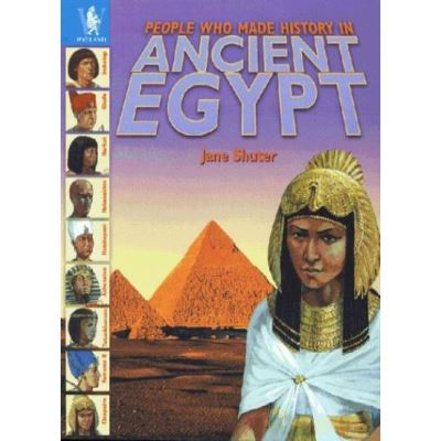 Ancient Egypt (People Who Made History In) - [Version Originale]