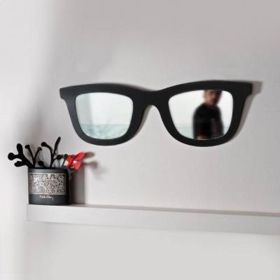 Lunettes miroir et ou cadre-photo lunettes de soleil blanc