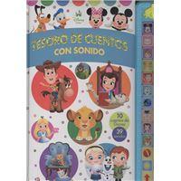 Disney-tesoro de cuentos con sonido