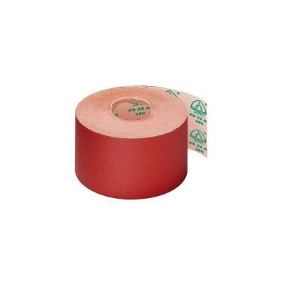 Rouleau papier corindon PS 22 N Ht. 115 x L. 50000 mm Gr 80 - 244613