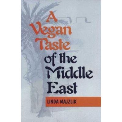 A Vegan Taste of the Middle East, Vegan Cookbooks