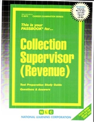 Collection Supervisor Revenue