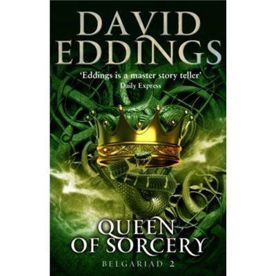 Queen Of Sorcery: Book Two Of The Belgariad (The Belgariad (TW))