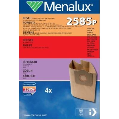 MENALUX - 2585 P - 4 SACS D'ASPIRATEUR