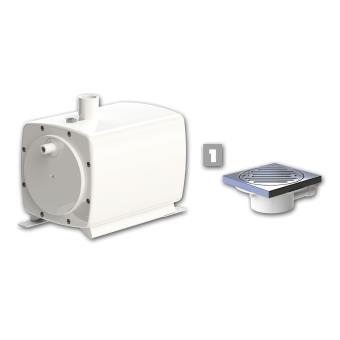 pompe siphon sanifloor 1 pour douche l 39 italienne. Black Bedroom Furniture Sets. Home Design Ideas