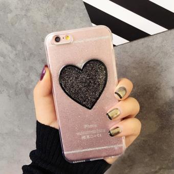 coque iphone 6 plus noir brillant