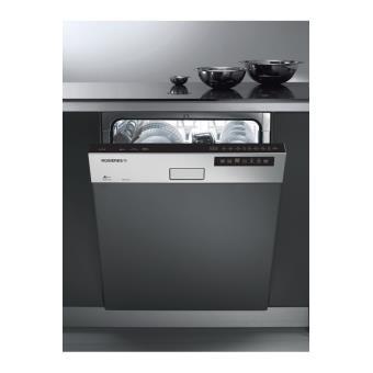 lave vaisselle encastrable rosieres rli1d63x inox achat prix fnac. Black Bedroom Furniture Sets. Home Design Ideas