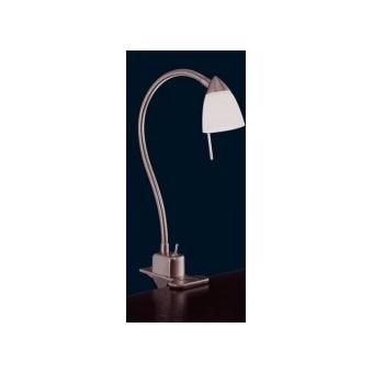 Lampe De Bureau Haloga Ne Design Cappa A Pince Achat Prix Fnac