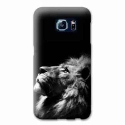 coque galaxy s6 roi lion