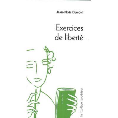 Exercices de liberté