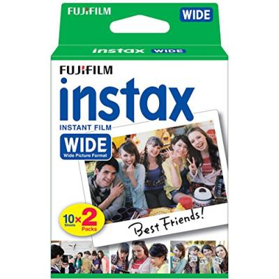 Fujifilm Instax Wide - 20 films
