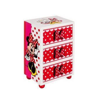info pour 682a8 d8cc1 Boite à Bijoux Tiroirs Minnie Mouse Disney - Rangement ...