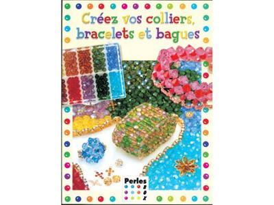 PERLES BOX - MFG1 - Livre creez vos colliers, bracelets et bagues