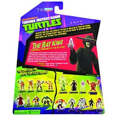 Tortues Ninja Roi De Rats Figurine Articulée 12 Cm Import Royaume Uni