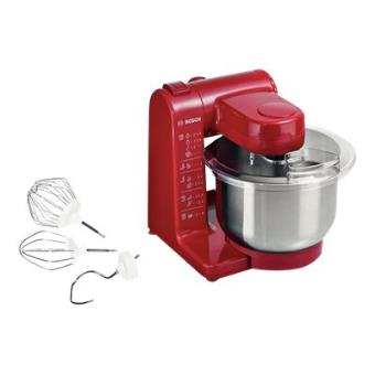 Bosch MUM 4 MUM44R1 - keukenmachine - 500 W - rood