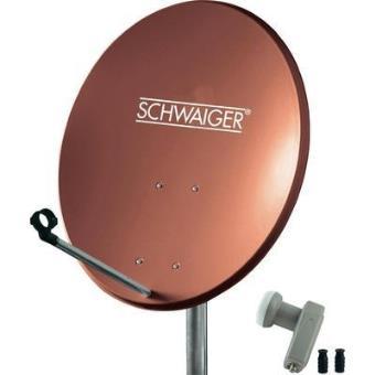 Système sat sans récepteur schwaiger nombre de sortie(s) 2