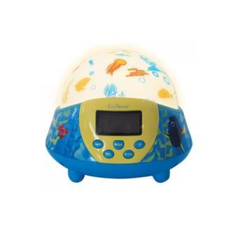 Radio réveil enfant LEXIBOOK Veilleuse avec projection Dory