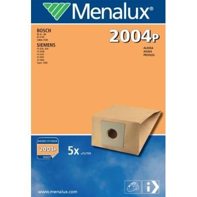 MENALUX 2004P 5 SACS ASPIRATEUR COMPATIBLE POUR SIEMENS + 1 MICRO FILTRE