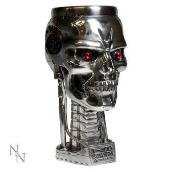 Terminator 2 Head Goblet