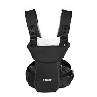 5796d5564c51 Tomy porte bébé ventraux freestyle premier noir gris - Porte-Bébés - Achat    prix   fnac