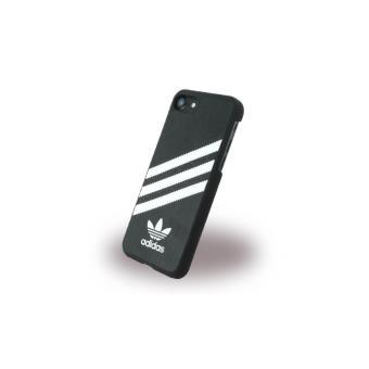 Coque iPhone 7 Adidas Originals Moulded Noir Blanc