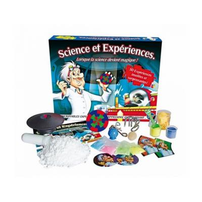 OID MAGIC - Science et expériences