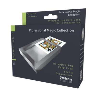 Oid magic - 547 - jeu de société - etui à disparition avec dvd