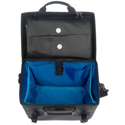 Porte-bagages New Looxs Varo Trunkbag - noir