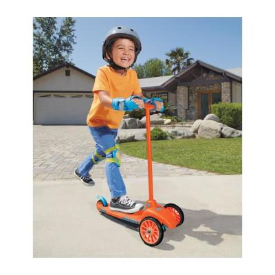 Little tikes trottinette scooter orange/bleu